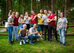 Тимбилдинг в Москве и мо